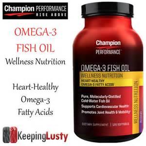 Fish Omega 3 Fatty Acids by Fish 120 Softgels
