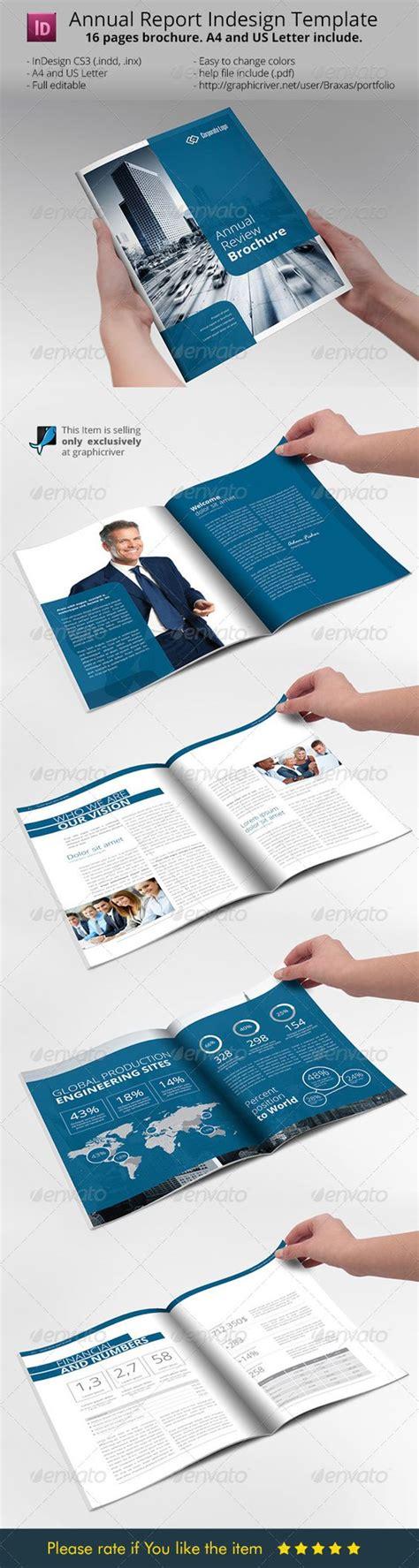 informational brochure templates annual report brochure indesign template design