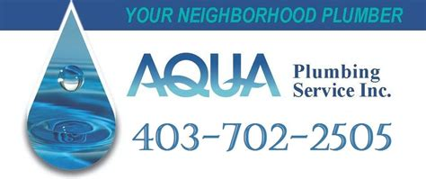 Plumber Near Me Open Now Aqua Plumbing Service Plumbing Calgary Ab Photos Yelp