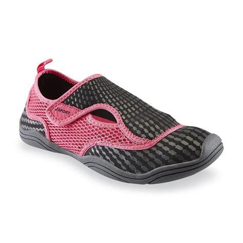 j sport by jambu s mermaid black pink water shoe