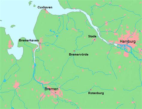 Triangl Deutschland by Elbe Weser Triangle
