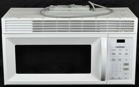Microwave Goldstar lg goldstar mv1608ww the range microwave oven 1000w mv1608 ebay