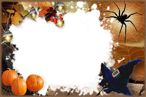 imagenes en png de halloween molduras fotos halloween com gatinho preto