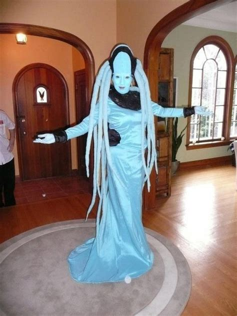 Coolest Handmade Costumes - plavalaguna fifth element costume