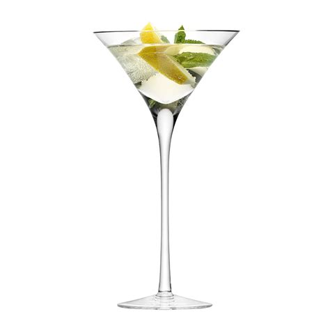 Bar Cocktail Glasses Buy Lsa International Bar Cocktail Glasses Set Of 2 Amara