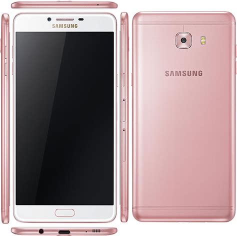 samsung galaxy c9 pro pictures official photos
