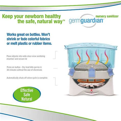 Germ Guardian Kill Germs With The Nursery Sanitizer Heat by And Review Lifestyle Travel And Shopping