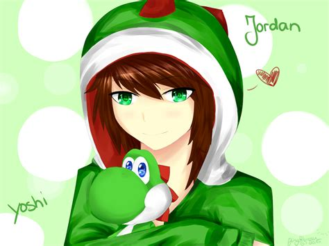 Imagenes De Jordan Sweeto | jordan sweeto and yoshi hug by jingkorosu on deviantart