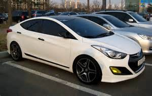 Elantra Kia White Tuned Hyundai Elantra By Kia Motors On Deviantart