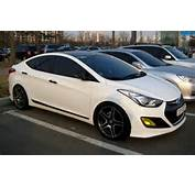 White Tuned Hyundai Elantra By Kia Motors On DeviantArt