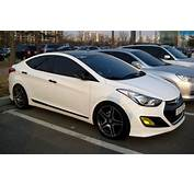 White Tuned Hyundai Elantra By Kia Motors On DeviantArt