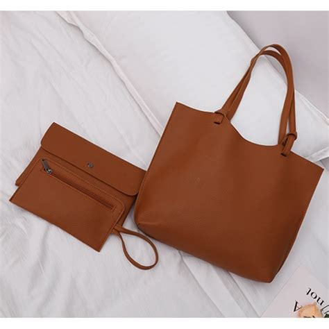 Tas Set Brown 3 In 1 jual bl303 brown tas selempang import set 3in1