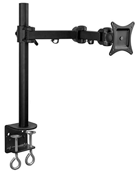 Dell Monitor Arm Desk Mount by Best Mount It Monitor Arm Single Lcd Monitor Desk Mount