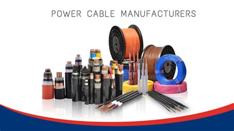 power cable suppliers more details about power cables manufacturer