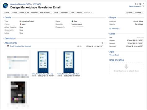 課題管理とコラボレーションツールを用いたマーケティング キャンペーン実行方法 atlassian blogs