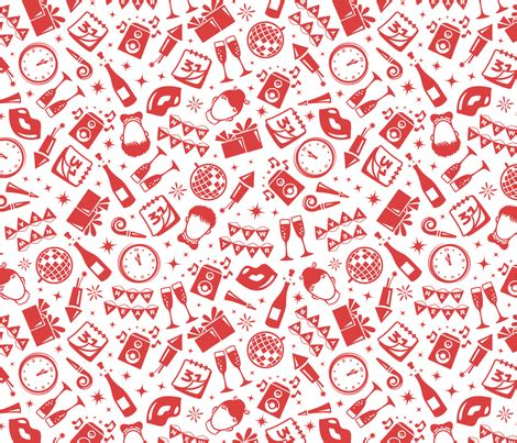 new year patterns new year giftwrap shanina spoonflower
