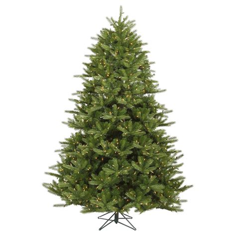 shop vickerman 9 ft pre lit frasier fir artificial