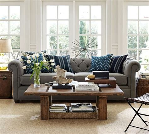 pottery barn livingroom pottery barn living room design ideas living room