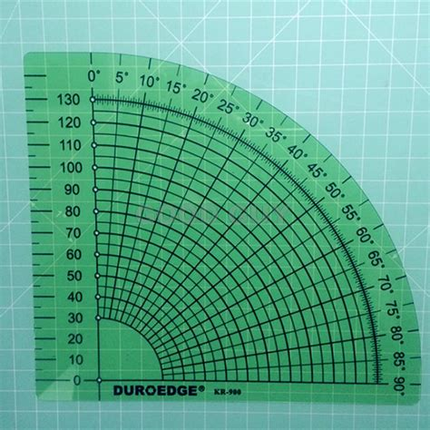 Cutting Rulers For Quilting by Yardstick Cutting Quilting Rulers Sewing Fan Shaped
