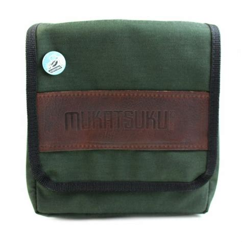 Patch Up Leather by Mukatsuku Records Are Our Friends Cordura 7 Quot 45 Record Bag