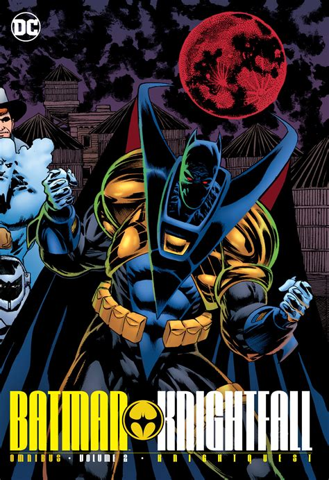 may170332 batman knightfall omnibus hc vol 02 previews world