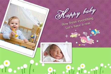 baby album templates free download images