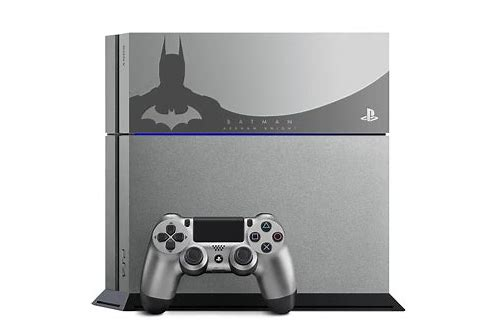 ps4 bundle deals batman