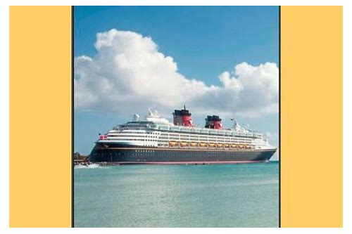 walt disney cruise deals
