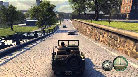 Mod Ride Game Pc | pc mafia ii free ride mod youtube