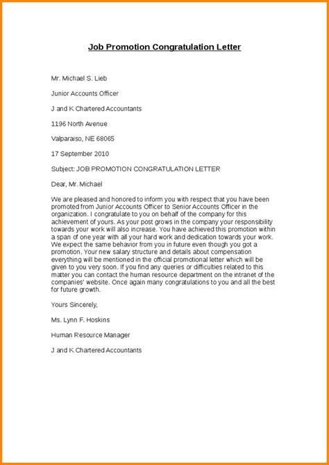 Promotion Letter Memo Sle Promotion Letter Memo Templates Sle Promotion Letter Memo Templates Sle Promotion