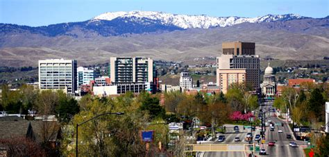 The Capital of Idaho: Our State's Hub City