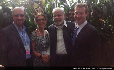 mark zuckerberg family biography pm modi breaks down at facebook townhall while talking