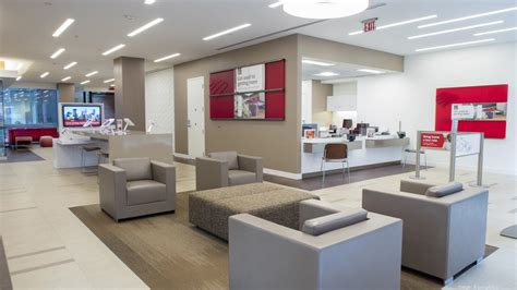 bank branches bank of america opens downtown minneapolis branch at