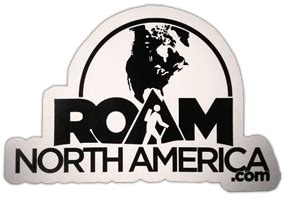 North American Direct Sweepstakes - free roam north america sticker