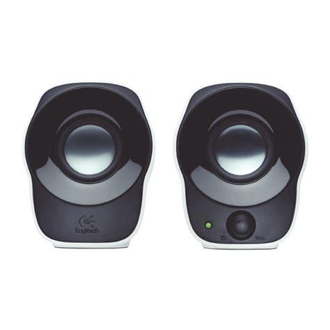 Logitech Z120 Compact Stereo Speaker logitech z120 usb powered speaker set 3 5mm audio portable mp3 5099206028074 ebay