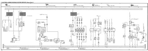 toyota landcruiser 100 series wiring diagram