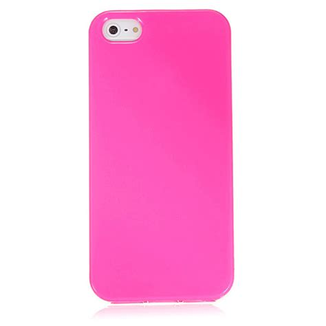 Apple Iphone 5c Soft Jelly Gel Silicon Silikon Tpu Casing k 246 p jelly glossy mjukt tpu gummi gel silikon bak fodral cover f 246 r iphone 5 bazaargadgets