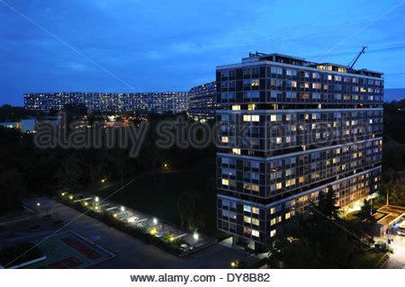 Geneva Rise switzerland geneva le lignon block of flats high rise building stock photo royalty free