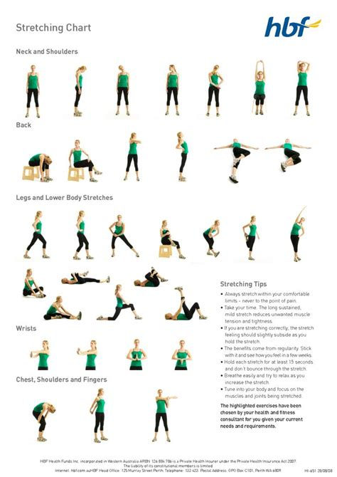 basic stretches diagram workout tip 2 fit bit work outs exercise and back