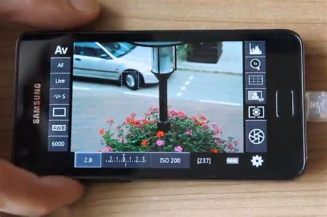 android dslr remote control app video