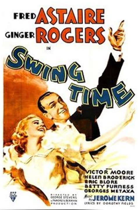 movie swing time swing time wikipedia