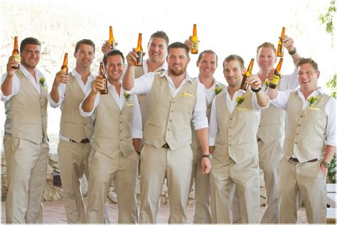 how to groom for a wedding party men style guide styling your tan groom tan suits for summer weddings