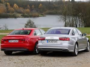 Vergleich Audi A4 A6 by Audi A4 3 0 Tdi A6 3 0 Tdi Vergleich Bild 4