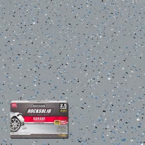 Rust Oleum RockSolid 152 oz. Gray Polycuramine 2.5 Car
