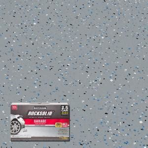 Rust Oleum RockSolid 152 oz. Gray Polycuramine 2.5 Car