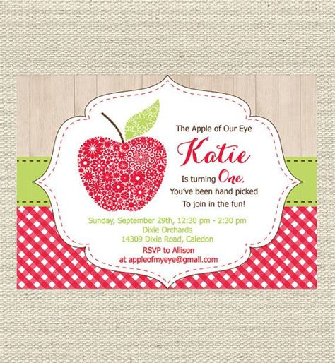 free invitation templates for apple 25 best ideas about apple template on tent
