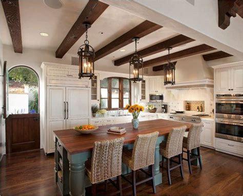 colonial kitchen ideas 2018 style kitchens iron lantern pendants are for a style kitchen
