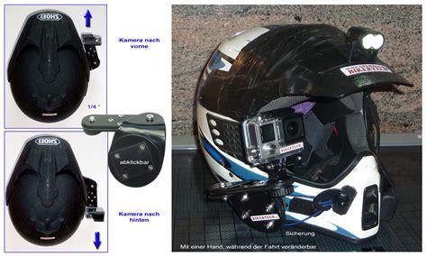 Kamera Helm mountainbike kamera mtb helm kamera befestigung am helm