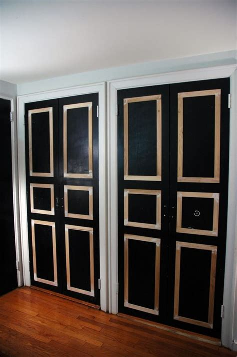 Adding Trim To Bifold Closet Doors - 92 best images about cabin doors trim on