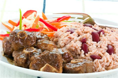 printable caribbean recipes jamaican oxtail a delicious tradition taste the islands